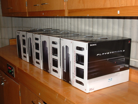 ps3 boxes