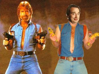 Chuck Norris vs. Linus Torvalds