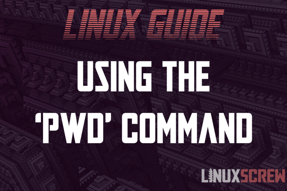 Using the 'pwd' Command in Linux
