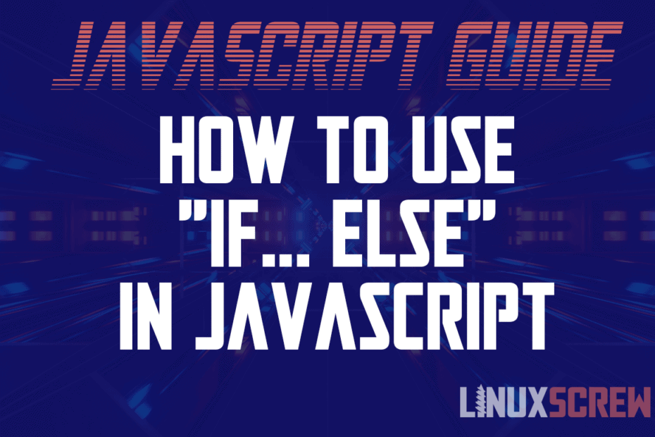 """if... else"" in JavaScript"