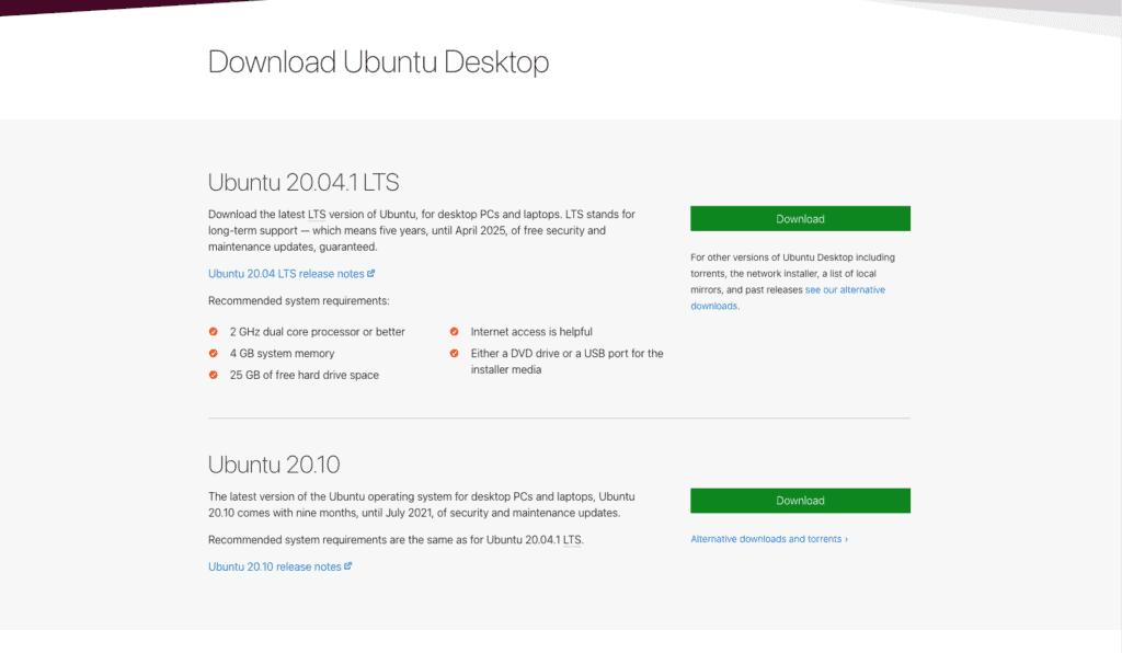 install ubuntu 2010 3