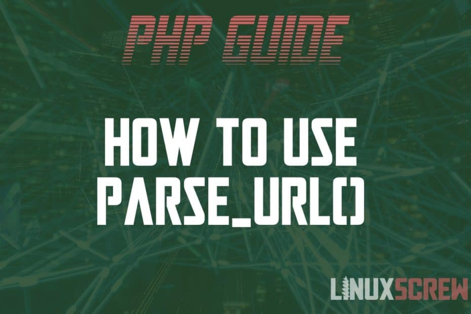 PHP parse_url